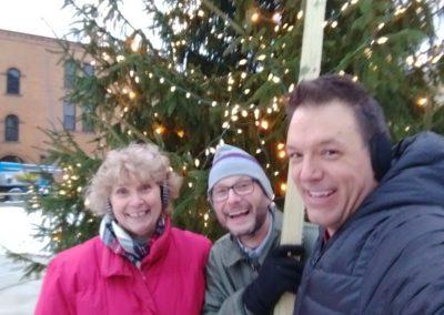 Oil City Christmas Tree