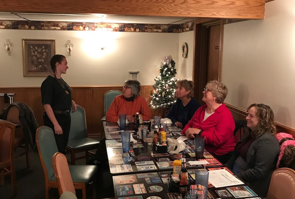 Venango Technology Center Presents at Oil City Rotary Club