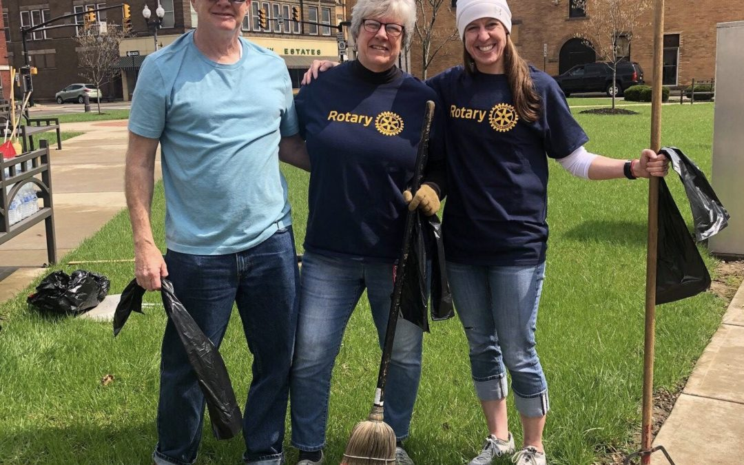 Oil City Community Clean-up Day