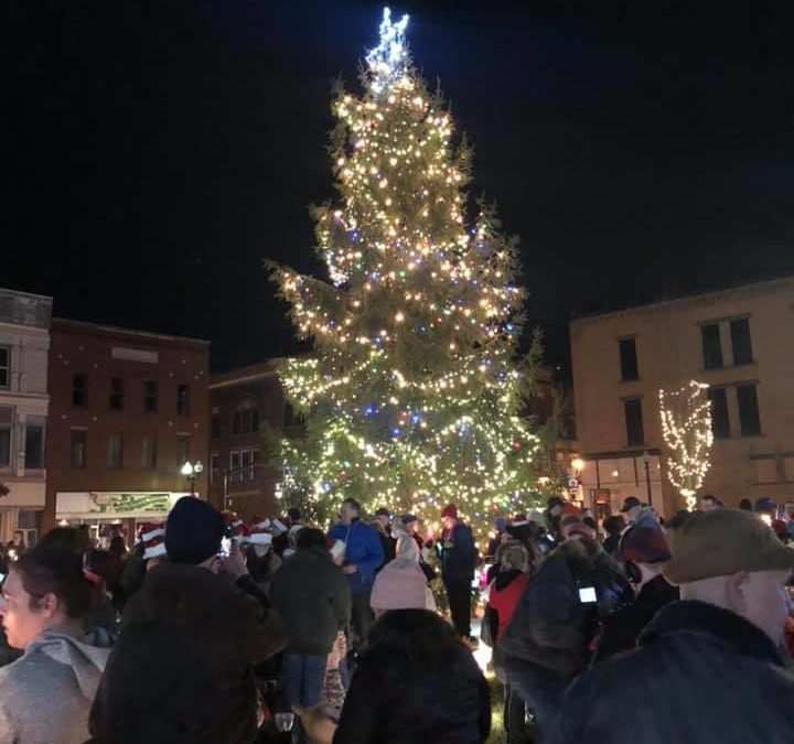 Oil City Christmas Tree 2019